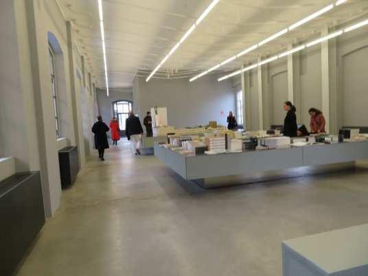 Prada Foundation Library
