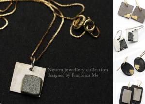 Neutra Jewelry Collection by Francesca Mo