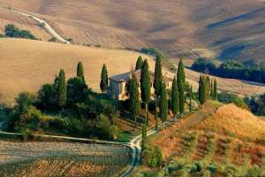 Put Your Cleats Up in Chianti, Cycling in Tuscany