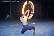 Fire Show, Jellyfish restaurant, MilanPhotoCineArt Photo