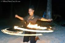 Fire Dancers, Jellyfish restaurant, MilanPhotoCineArt Photo
