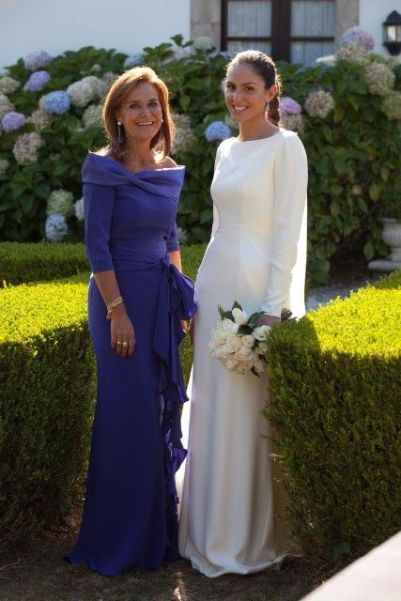 как одеться на свадьбу маме невесты