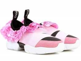 модные EMILIO PUCCI кроссовки