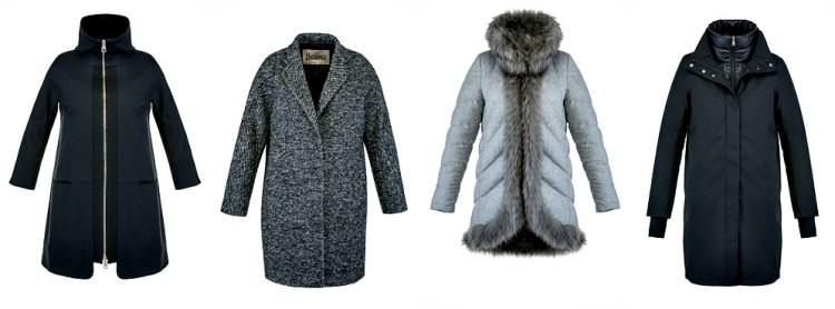 Пуховики Herno коллекция Зима 2015-2016