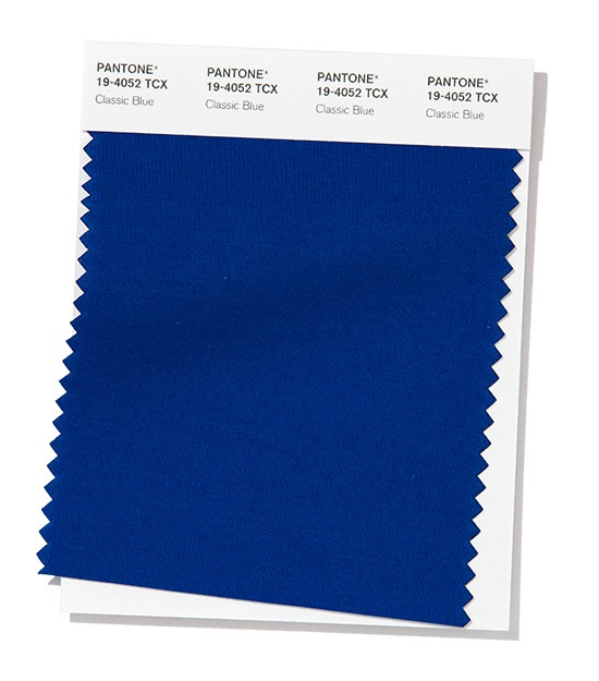 PANTONE 19-4052 Classic Blue - Классический синий