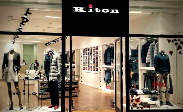 Serravalle outlet 2015 Kiton