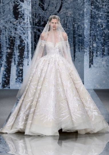 Свадебное платье Ziad Nakad Haute Couture 2017