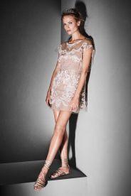 короткое Свадебное платье Alberta Ferretti Limited Edition