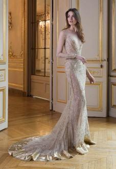 оригинальное красивое платье рыбка Париж кружево высокая мода