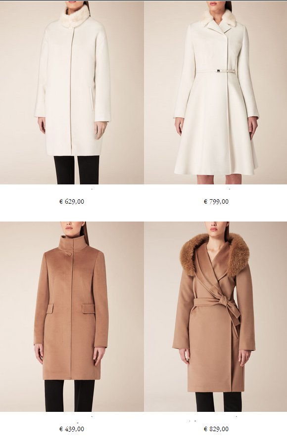 Max Mara Studio palto 2015