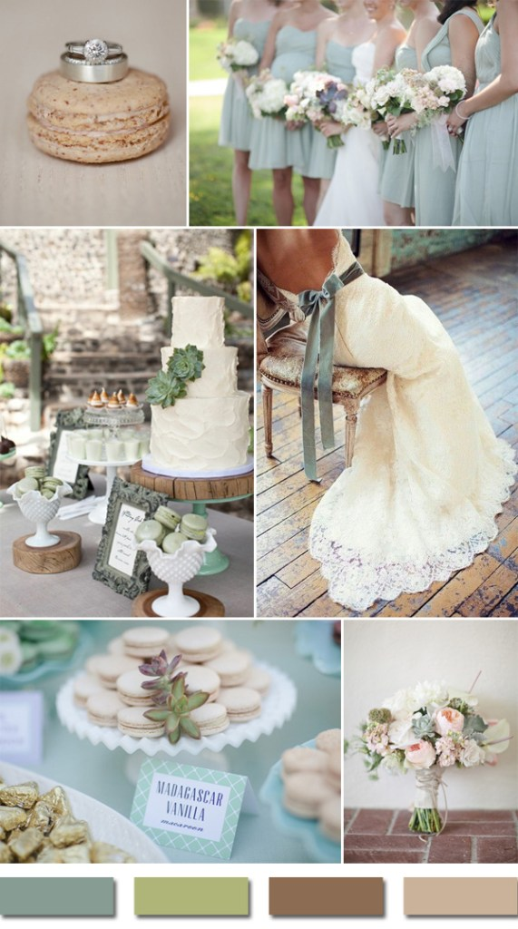 sage-and-brown-sandalwood-rustic-wedding-color-ideas-2015-trends