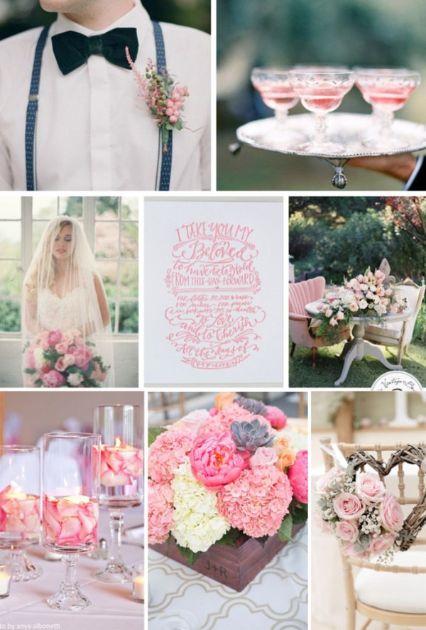 Cashmere Rose cvet svadba osen 2015