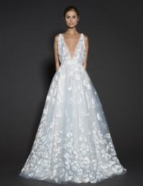 лучшие свадебные платья Neem Khan 2016