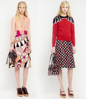 Skirts trend 2015-2016 Red Valentino