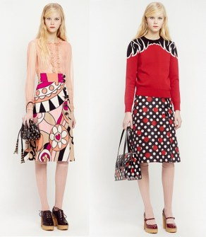 Skirts trend 2015-2016 Red Valentino