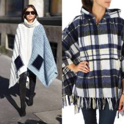 poncho trend 2015 2016