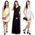 летние платья аутлет Макс Мара Diffusione Tessile Milan весна и лето 2018