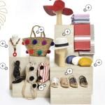 аксессуары и сумки для пляжа аутлет Макс Мара Diffusione Tessile Milan весна и лето 2018