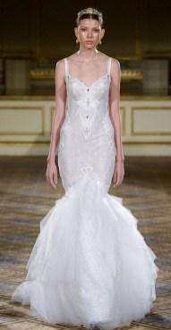Самые модные свадебные платья 2016 Берта