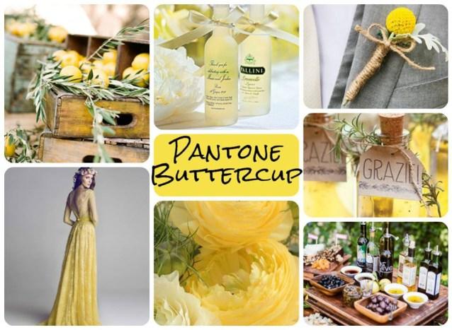 Buttercup Wedding