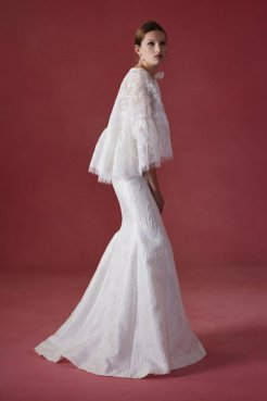 Oscar de la Renta wedding collection Fall 2016 7_601x901