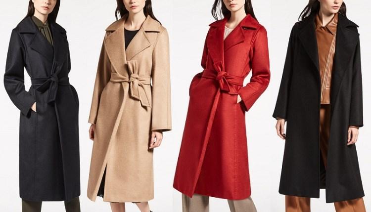 manuela пальто Max Mara