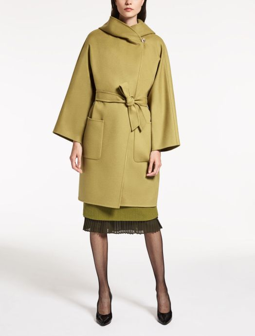 кашемировое пальто Макс Мара