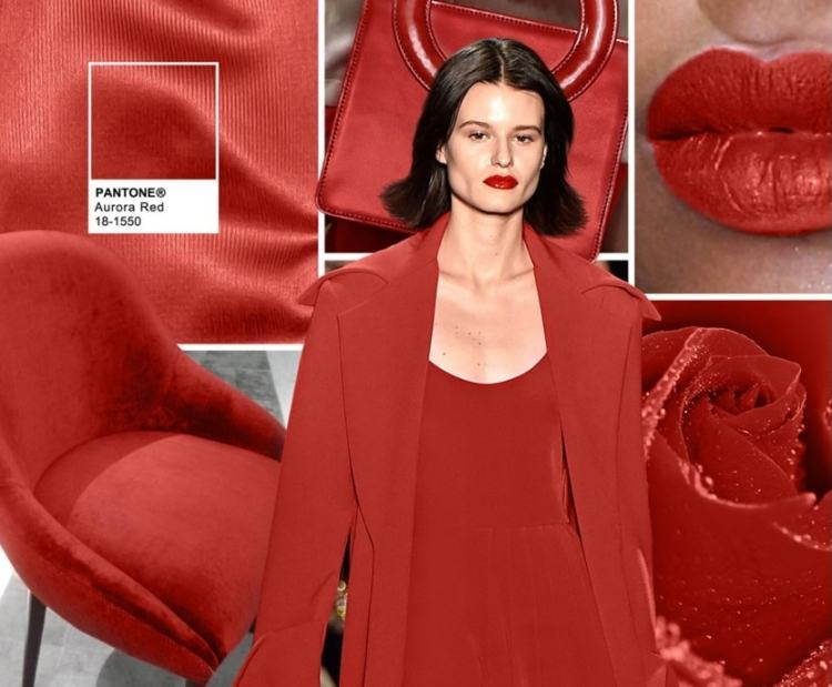 Color panton Fall 2016 color Aura Rosso-milanstyleguide