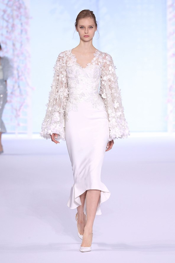 Ralph&Russo Couture spring 2016 wedding