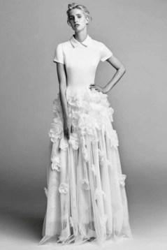 модные свадебные платья 2017 новая коллекция Viktor & Rolf