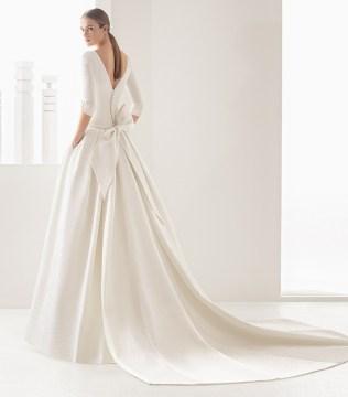 Новая свадебная коллекция Роза Клара 2017