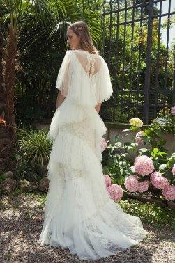 новая коллекция модные свадебные платья 2017 Alberta Ferretti