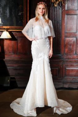 новая коллекция модные свадебные платья 2017 Berta