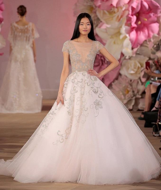 Ines Di Santo Bridal 2017