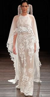 Naeem Khan Bridal 2017