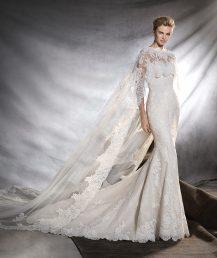 новая коллекция модные свадебные платья 2017 Pronovias
