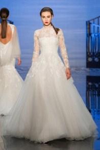 свадебное платье коллекция 2017 Peter Langerия