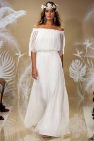свадебное платье колекция Thia fall 2017