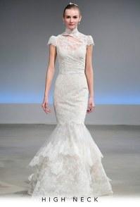 Isabel Amrmstrong свадебное платье2017