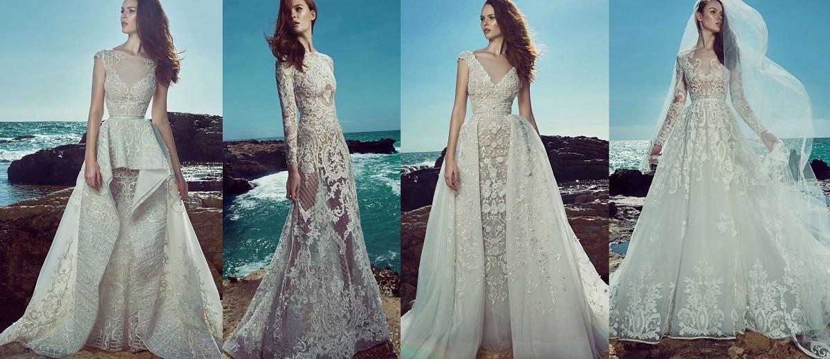 0ae219deaa6cfe7 Лучшие свадебные платья 2017 – свадебная коллекция Zuhair Murad Bride SS  2017