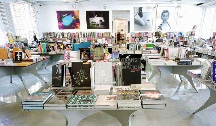 книжный магазин в Милане