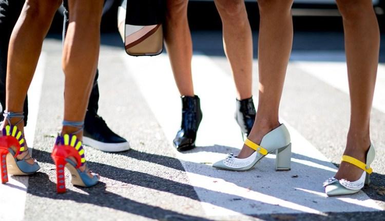 самая модная обувь