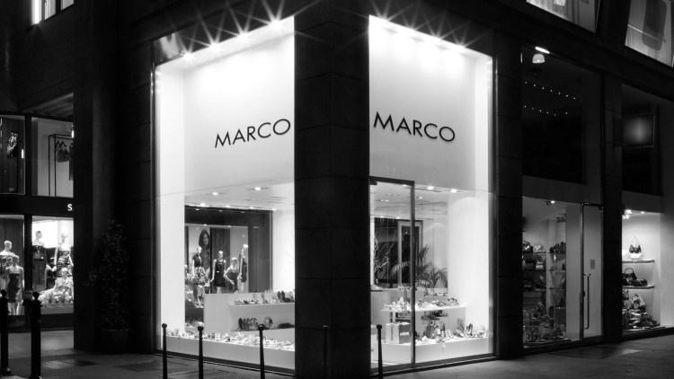обувной магазин в милане