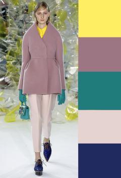 модное сочетание цветов осень 2016