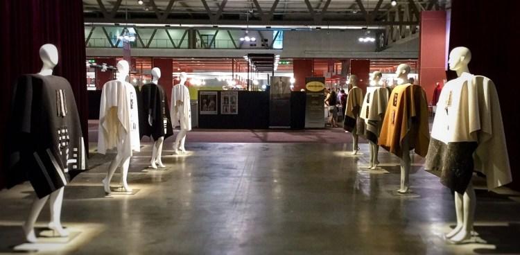 выставка тканей италии - milano Unica