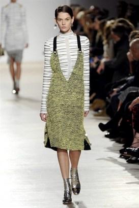 платье FW 2016/17 schouler