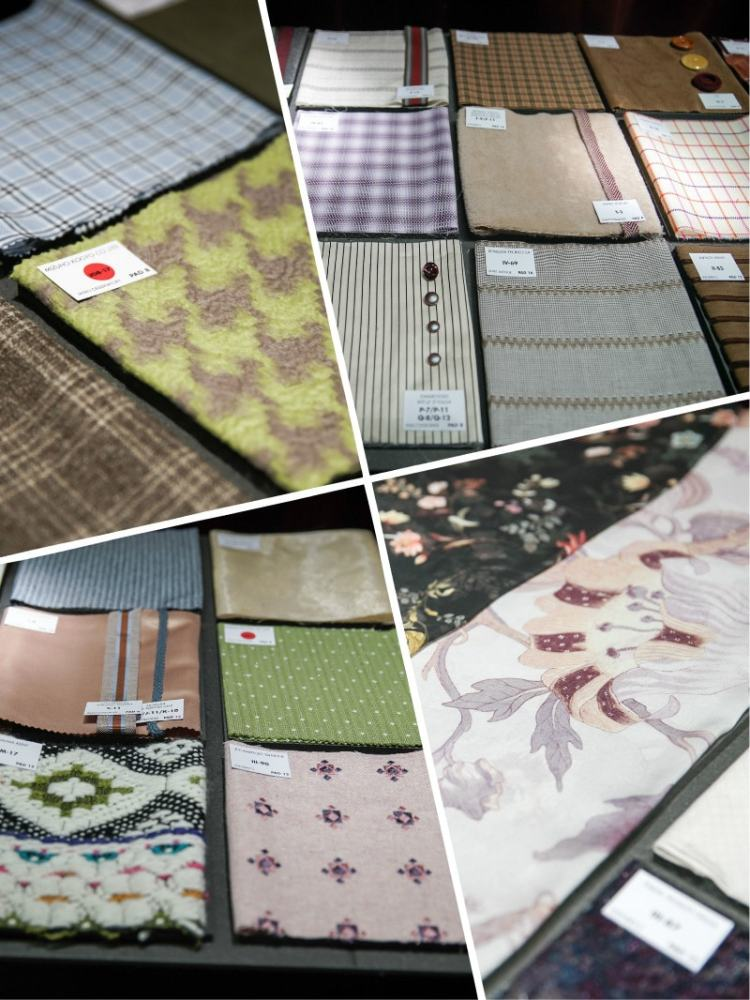 textil trend fall winter 2017 - 2018