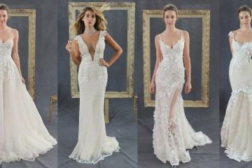 самые красивые свадебные платья 2017 Galia Lahav