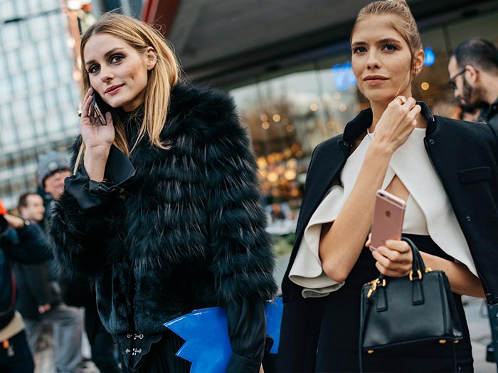 Самые модные шубы зима 2016