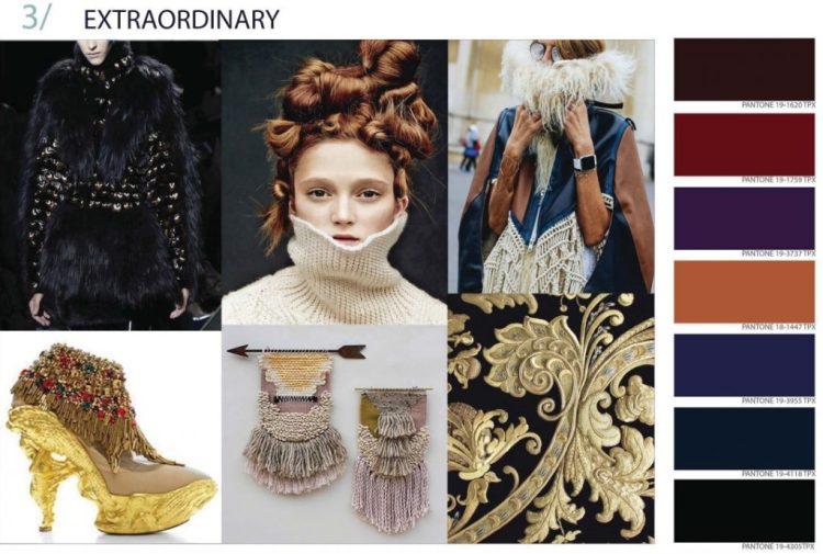 модный тренд шубы и мех - роскош экстраординарные